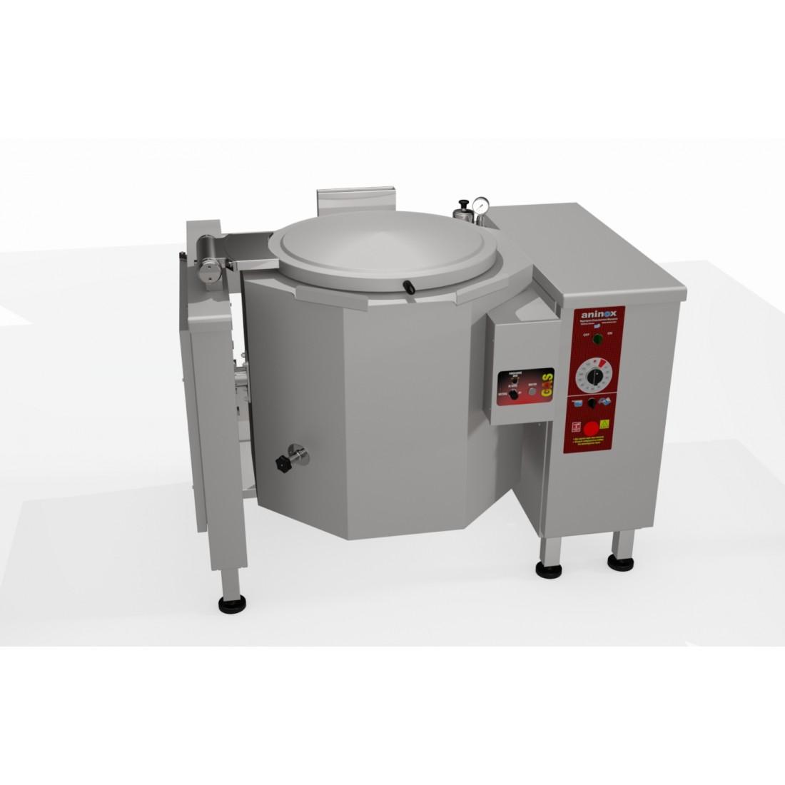 AUTOTILTING GAS BOILING PANS
