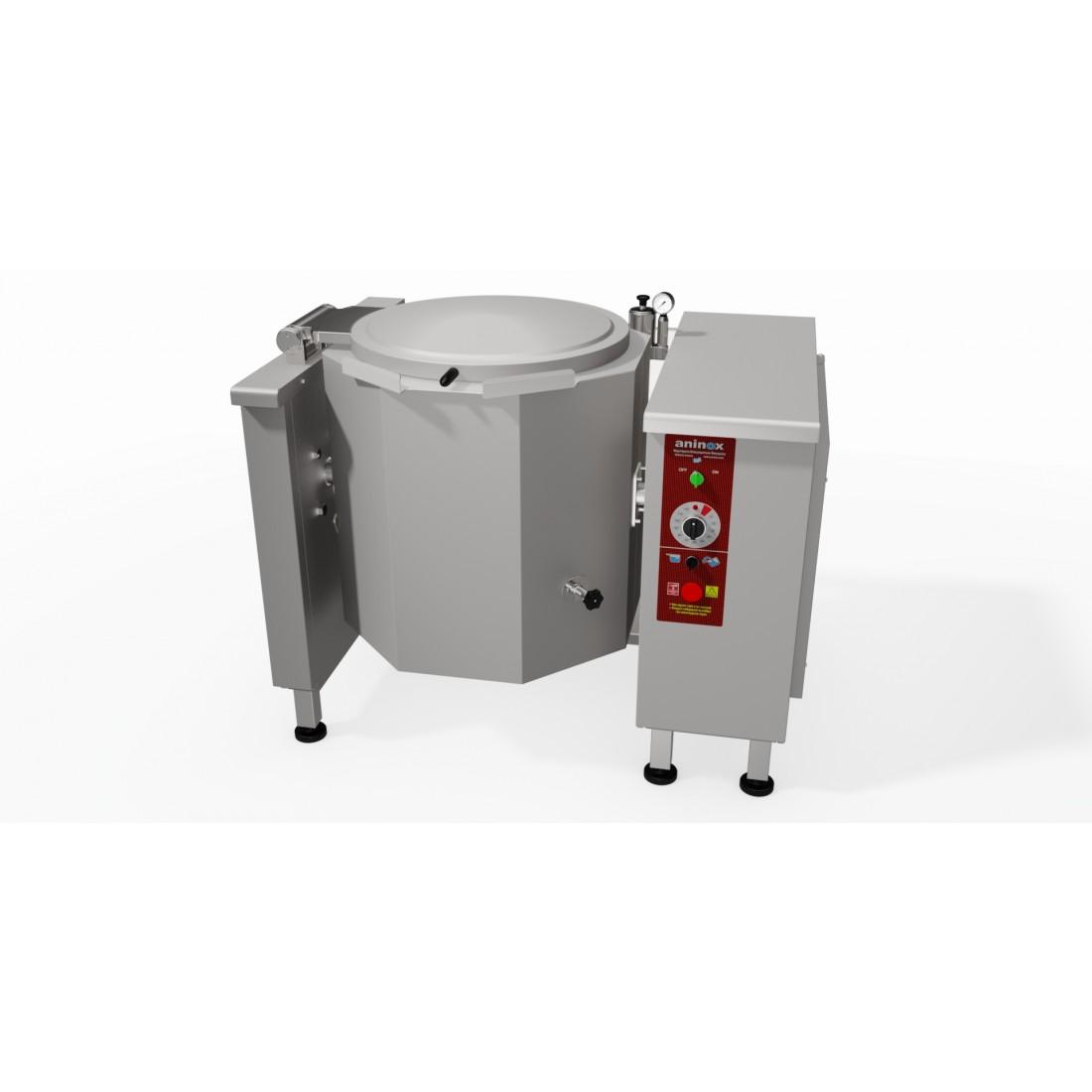 AUTOTILTING ELECTRIC BOILING PANS